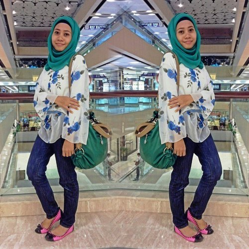 #ClozetteID #ColorfulHijab