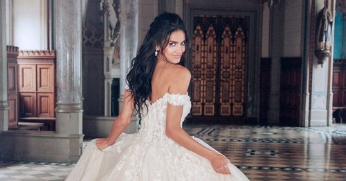 Disney just dropped a wedding dress line and it's actually quite chic