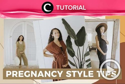 Stay in style while being pregnant! Intip tipsnya di: http://bit.ly/2o6mSUb. Video ini di-share kembali oleh Clozetter @salsawibowo. Lihat juga tutorial lainnya di Tutorial Section.