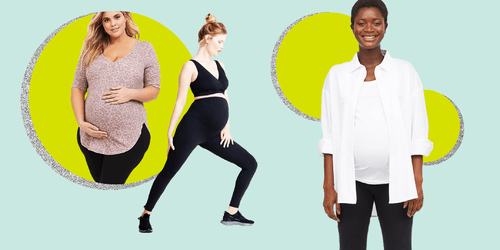 These Top-Rated Maternity Leggings Will Make You Feel So Comfy