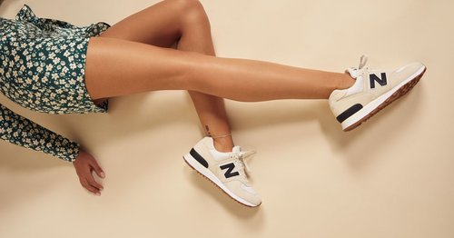 Reformation Just Collaborated With New Balance, and Sporty Has Never Looked So Good