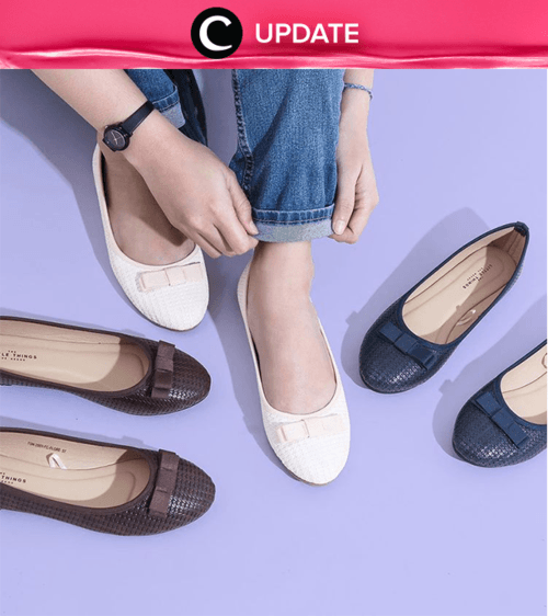 Every girl in the world deserves an amazing pair of shoes, and what store can give you the best looking, comfy shoes than The Little Things She Needs. Shop your very own princess shoes, and get your Cinderella moment with BIG discounts at the The Little Things She Needs now! Lihat info lengkapnya pada bagian Premium Section aplikasi Clozette. Bagi yang belum memiliki Clozette App, kamu bisa download di sini https://go.onelink.me/app/clozetteupdates. Jangan lewatkan info seputar acara dan promo dari brand/store lainnya di Updates section.