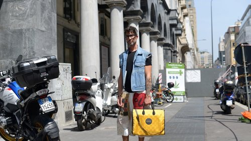 4 Breezy Street Style Trends From the Spring Menswear Shows in Milan