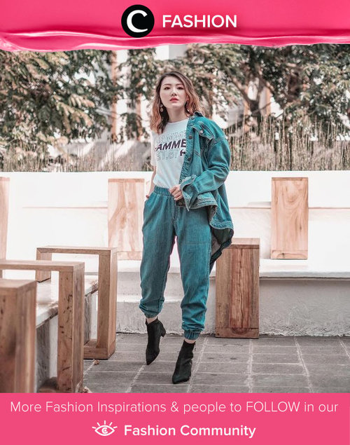 Life is not perfect but your outfit can be. Image shared by Clozette Ambassador @vicisienna. Simak Fashion Update ala clozetters lainnya hari ini di Fashion Community. Yuk, share outfit favorit kamu bersama Clozette.