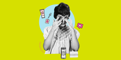 *Siren* This Is the Laziest, Easiest Acne Routine You'll Ever Try