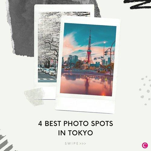 Tokyo is one of the most favorite cities in the world, who's agree?✨Di sini, tentunya kamu nggak ingin melewatkan beberapa spot untuk berfoto dan mengabadikan kenangamu di Ibu Kota Negara Sakura ini. Terdapat banyak spot yang cocok untuk kamu tangkap dengan kameramu, tapi Clozette sudah merangkum 4 best photo spots khusus untuk kamu. Yuk, swipe left untuk cari tahu! #ClozetteID #ClozetteIDCoolJapan #ClozetteXCoolJapan
