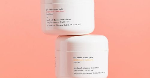 These Toner Pads Are the 1 Product That Keeps My Skin Clear in the Summer Heat