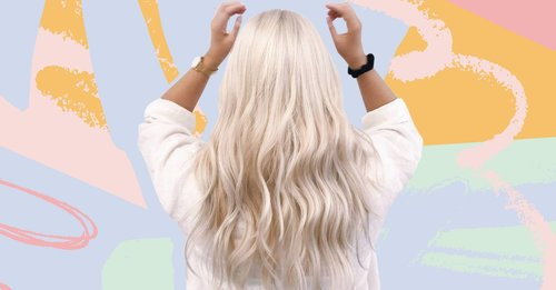 Here's what I wish I'd known before bleaching my hair white blonde