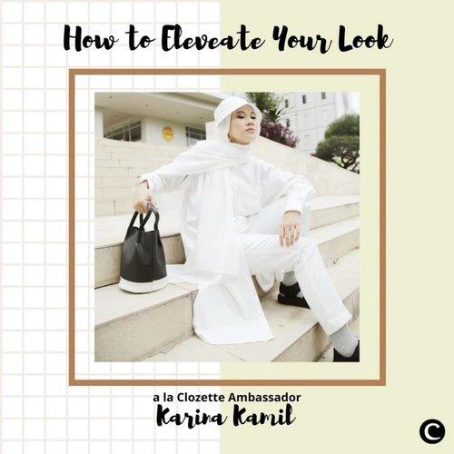 Selama pandemi, kamu lebih sering belanja fashion items atau malah jarang, Clozetters? Eits, tahan dulu saldo kamu buat belanja. Kamu bisa mix and match outfit lama kamu di dalam wardrobe menjadi look yang berbeda. Mau tahu tips-nya? Yuk, tonton video dari Clozette Ambassador @karinaorin to elevate your look. Happy watching✨  📷@karinaorin  #ClozetteID #ClozetteIDVideo #Outfitinspirations #OOTD #HijabInspirations