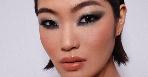 How to nail a smokey eye like the pros with this step-by-step