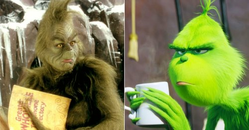 Both Versions of The Grinch and 19 Other Holiday Movies You Can Stream on Netflix Right Now