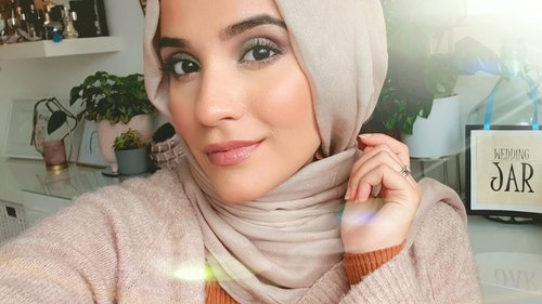 Quick Easy Full Coverage Hijab Looks - Hijab Fashion Inspiration