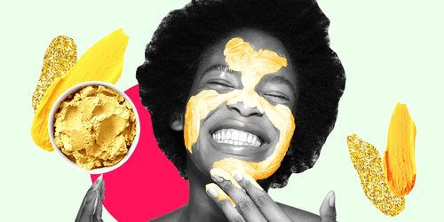 Why These DIY Turmeric Face Masks Are Pure Magic for Clear, Smooth Skin