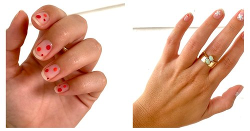 I Re-Created These 6 Summer Nail Art Trends Using Things Around My House