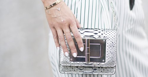34 Nail Art Ideas So Subtle, You Can Wear Them Anywhere —Even at Work