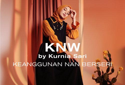 Designer Focus: KNW by Kurnia Sari