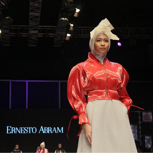 Pembukaan Muslim Fashion Festival 2018 Oleh Presiden Joko Widodo