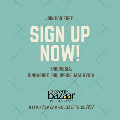 Tahukah kamu, dengan berjualan di Bazaar, kamu bisa memperluas pasarmu hingga ke Asia Tenggara! bit.ly/bazaar_cid #ClozetteID #ClozetteBazaar #Shopping #fashionaccessories #fashionista #instadaily #instamoment #igers #fashionable #style #fashionblogger #fashion