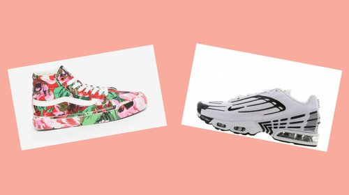 Intip 5 Sneakers Keren yang Dirilis Musim Ini!