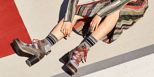 Stylish Socks That Will Immediately Elevate Any Outfit