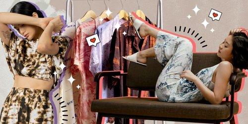11 Rekomendasi Online Shop untuk Pecinta Tie Dye Loungewear
