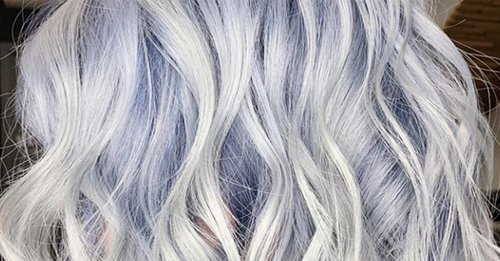 Blue blonde 'Elsa hair' is the new hair colour taking over Instagram right now