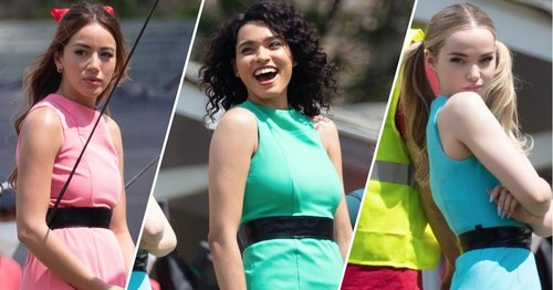 Uh, We Have Some Questions About the Live-Action Powerpuff Girls Costumes