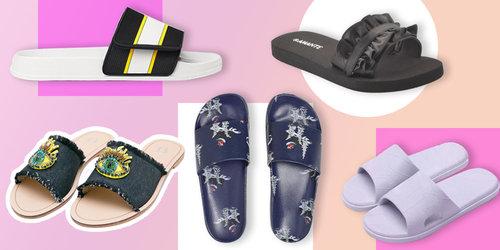 10 Rekomendasi Sandal Slip On di Bawah Rp300 Ribu!