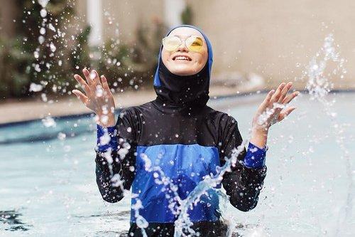5 Tips Memilih Baju Renang Muslimah