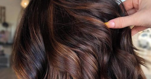 'Caramel drizzle' is the delicious brunette hair colour trend to know right now