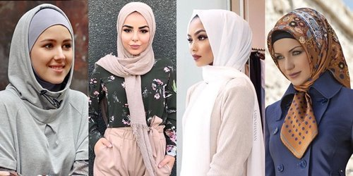 Nggak Harus Ribet, Ini 8 Ide Gaya Hijab Super Simpel Nan Cantik