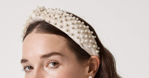 These 15 Headbands Are Stunning, Expensive-Looking, and High on Our Wish List