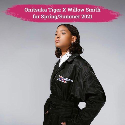"""Brand fashion asal Jepang, Onitsuka Tiger, kembali menggandeng artis kenamaan Hollywood, Willow Smith, untuk berkolaborasi dalam koleksi Spring/Summer 2021.  Pada koleksi kali ini, Onitsuka menggabungkan elemen fashion dan sport dalam balutan gaya tradisional sekaligus inovatif. Memiliki tema The Devine, Willow Smith dan Onitsuka menjuluki kampanye kali ini dengan nama """"The Onitsuka Tiger Attitude"""". Bagaimana menurutmu, Clozetters?✨  📷 @onitsukatigerindonesia  #ClozetteID #ClozetteXCoolJalan #ClozetteIDCoolJapan #OnitsukaTiger #WillowSmith"""