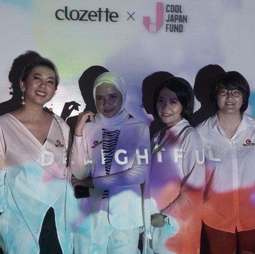 Berikut rekap keseruan para tamu di Clozette X Cool Japan malam tadi. Clozetters dan para tamu lainnya berkesempatan untuk berfoto di photobooth yang telah disediakan #ClozetteID #ClozetteXCoolJapan #CIDCoolJapan