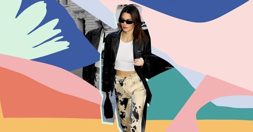 This foolproof 10-step guide will have you tie-dying your clothes at home like Kendall Jenner and Victoria Beckham