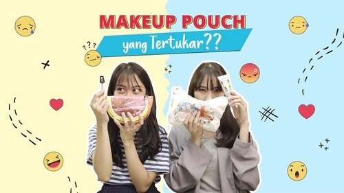 Makeup pouch yang tertukar?? Eits, ini bukan judul sinetron, tapi di video baru Youtube Channel Clozette Indonesia, @cyndaadissa dan @carolinarwt ditantang untuk menggunakan semua isi makeup pouch yang identitas pemiliknya dirahasiakan! Yap, semua produk harus digunakan tanpa terkecuali (gimana kalau ada lebih dari satu lipstick, ya?). Daripada penasaran, cus cek link berikut yuk https://bit.ly/MakeupPouchTertukar (atau klik link di bio).#ClozetteID #cidyoutube