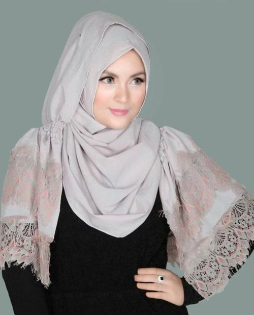 Hijab fabric of various types to suit your needs