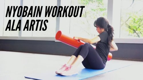 Nyobain Workout ala Artis - Olahraga Kekinian - YouTube  Workout ala artis? Kayak gimana tuh?!  Clozette Crew Cynda & Reyhan sharing pengalaman mereka mencoba olahraga kekinian yang sering dilakukan oleh para selebriti. Bukan cuma itu, ada juga tips-tips seputar olahraga yang pastinya mudah untuk kamu ikuti.  Nah, daripada penasaran, yuk langsung nonton videonya!
