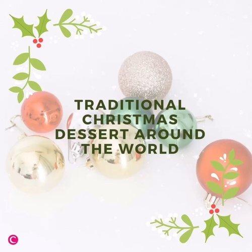 Hari Natal akan datang tepat 10 hari lagi, sudah memikirkan hidangan untuk malam Natal nanti? Jika belum, Clozette sudah rangkum beberapa hidangan penutup tradisional khas Natal dari beberapa negara di dunia. Yuk tonton videonya, siapa tahu bisa jadi inspirasi kamu! #ClozetteID #ClozetteIDVideo