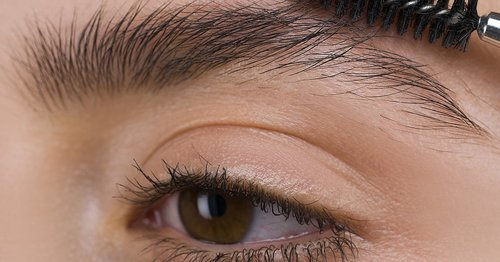 Why Feathered, Brushed-Up Eyebrows Is the 1 Makeup Trend I Can Guarantee You I'll Never Ditch