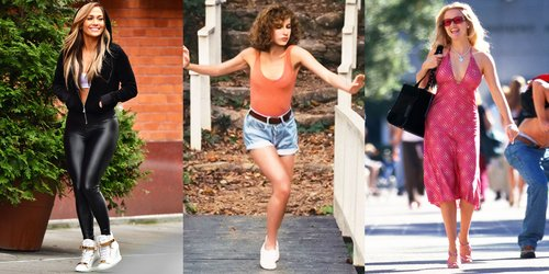 The Most Iconic Shoe Moments in Movie History