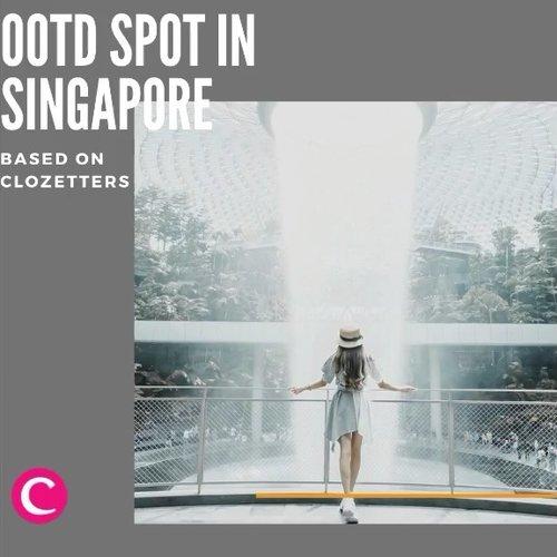 Berencana berkunjung ke Singapura dalam waktu dekat ini? Jangan lewatkan beberapa spot cantik berikut ini untuk foto ootd-mu nanti! #ClozetteID #ClozetteIDVideo