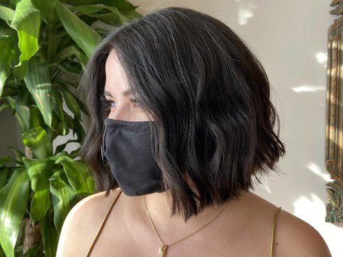 How to Grow Out a Bob Haircut