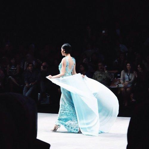 My new favourite color. | Shades of Pastel. #IndonesiaFashionWeek #ClozetteID