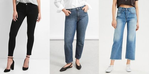 If You're Bored With Your Old Jeans, Here Are the Very Best Styles You Should Try Now