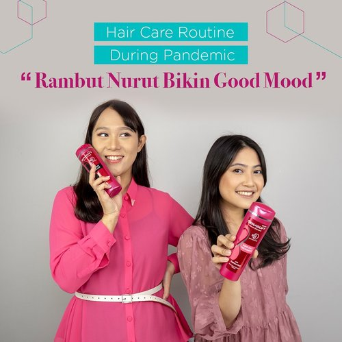Percaya nggak kalau cara kamu menjalani kebiasaan baru saat pandemi bisa mempengaruhi kondisi dan kesehatan rambutmu? Rajin melakukan hair care routine dapat mengurangi stress yang berdampak ke rambutmu, lho! Yuk, intip tips hair care routine yang bisa kamu lakukan di rumah agar bebas stres, rambut jadi nurut, dan kamu jadi good mood. Simak video dari Clozette Crew @puitika dan @vienarynd pada link berikut, ya bit.ly/RambutNurutBikinGoodMood (LINK ON BIO).#SerasoftxClozetteID #ClozetteID #RambutJadiNurut @serasoft.id