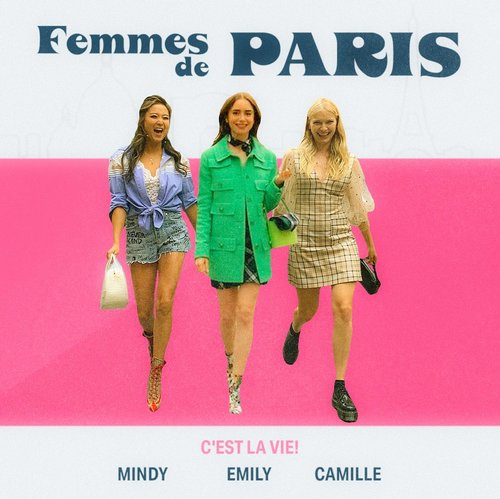 5 Things We Love About Emily In Paris