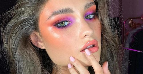 80s makeup is making a welcome return. Here's the most delicious inspo...