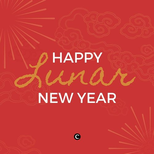 As the new sun rises in a brand new year, may it bring you luck, love, and joy. Happy Lunar New Year, Clozetters!✨#ClozetteID