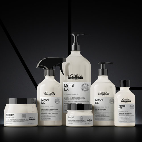 Metal DX, Inovasi Terbaru L'Oreal Untuk Wujudkan Warna Rambut Impianmu